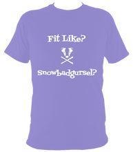 Load image into Gallery viewer, Unisex Snowbadgursel Tee #2