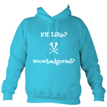 Load image into Gallery viewer, Unisex SnowBadgursel Hoody #2