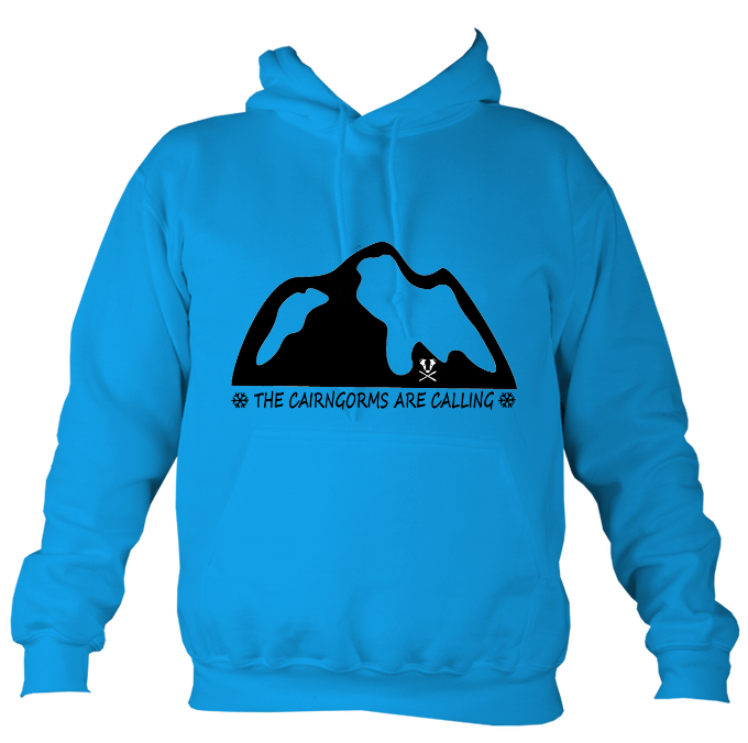 The Cairngorms Are Calling/ Badger Hoodie