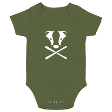 Load image into Gallery viewer, Snowbadger Baby Grow