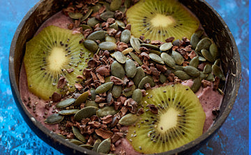 High fibre topping, great for keto and general health