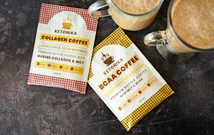 ketonika coffee is a great way to lower your blood sugar