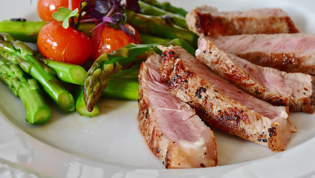 on keto you are meant to get 65-75% calories from fat
