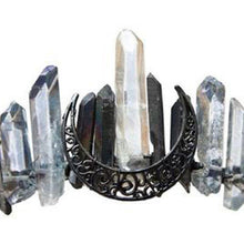 Lade das Bild in den Galerie-Viewer, Quartz Crystal Tiara