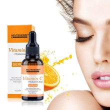 Lade das Bild in den Galerie-Viewer, Vitamin C Serum für das Gesicht Natural Facial Whitening - Anti Wrinkle Aging Serum
