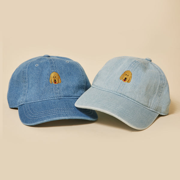 Pup Character Hat - Denim (Special Edition)