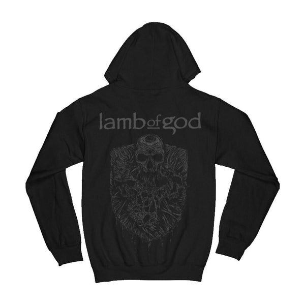 Catacomb Black on Black Hoodie