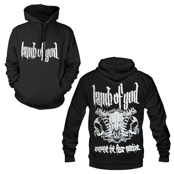 Engage The Fear Machine Hoodie