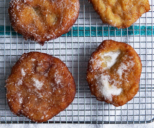 LEARN HOW TO MAKE MALASADAS (PORTUGUESE DONUTS)!