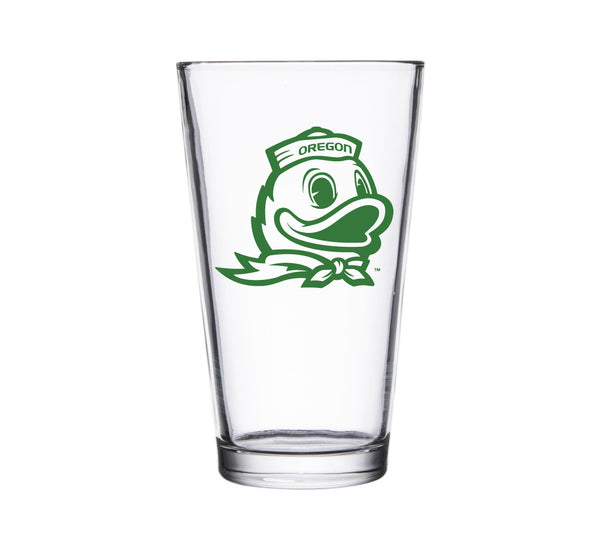 U of O Donald Duck Pint