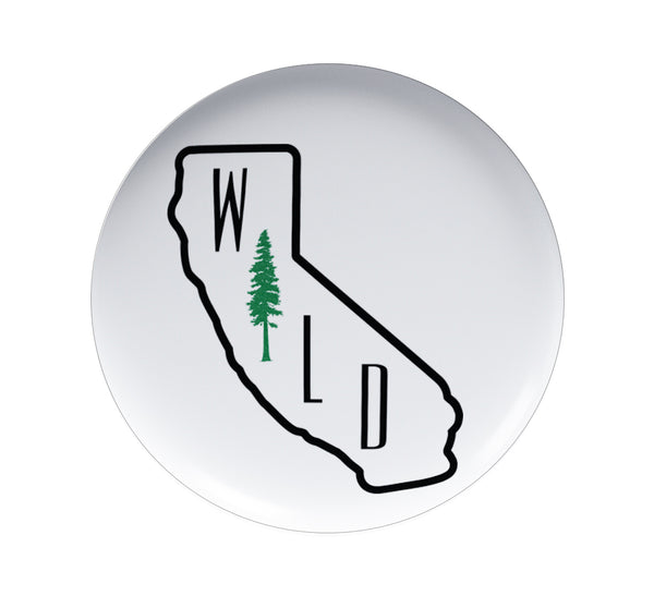 Nor Cal Magnet or Pin Pack of 4