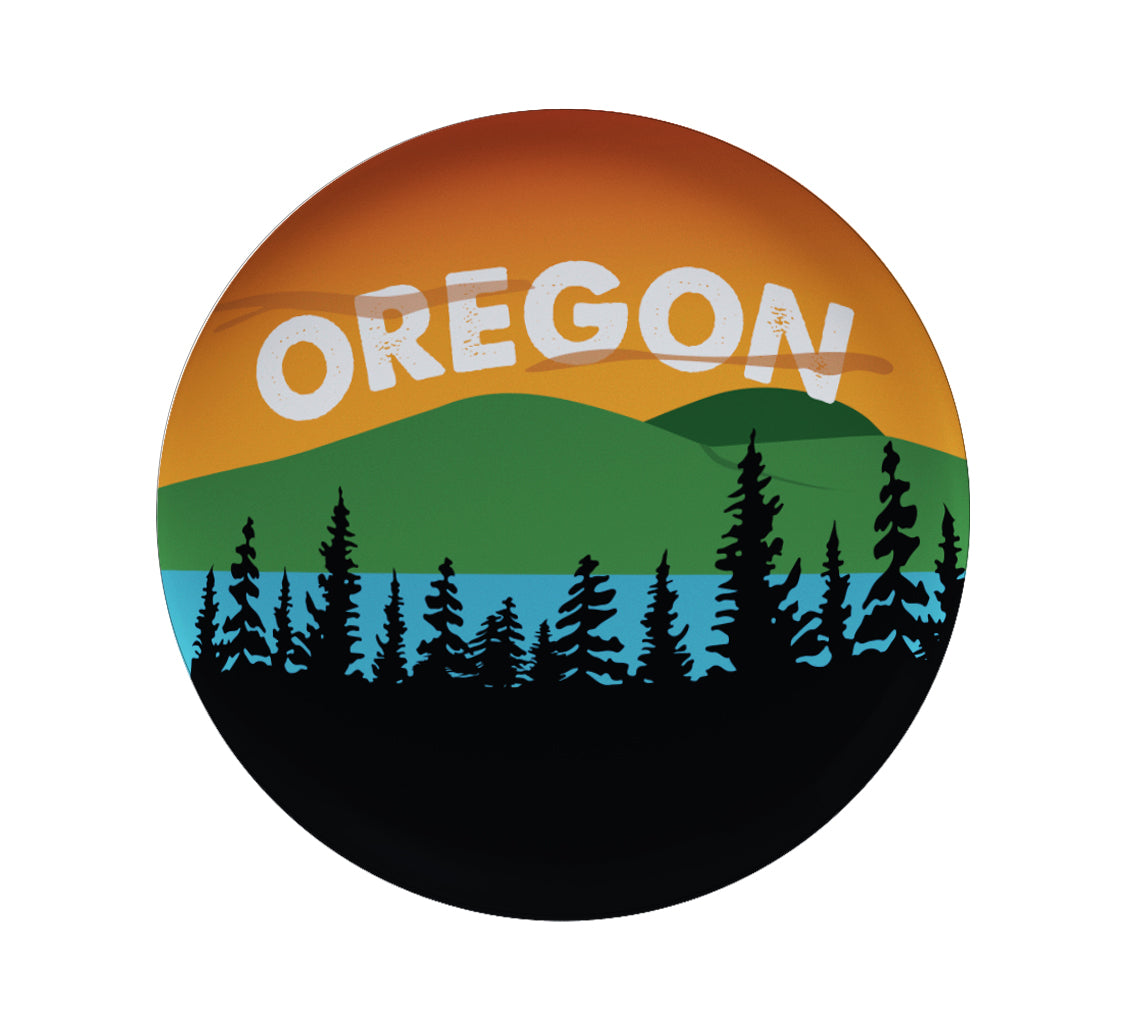 Oregon Magnet Pack