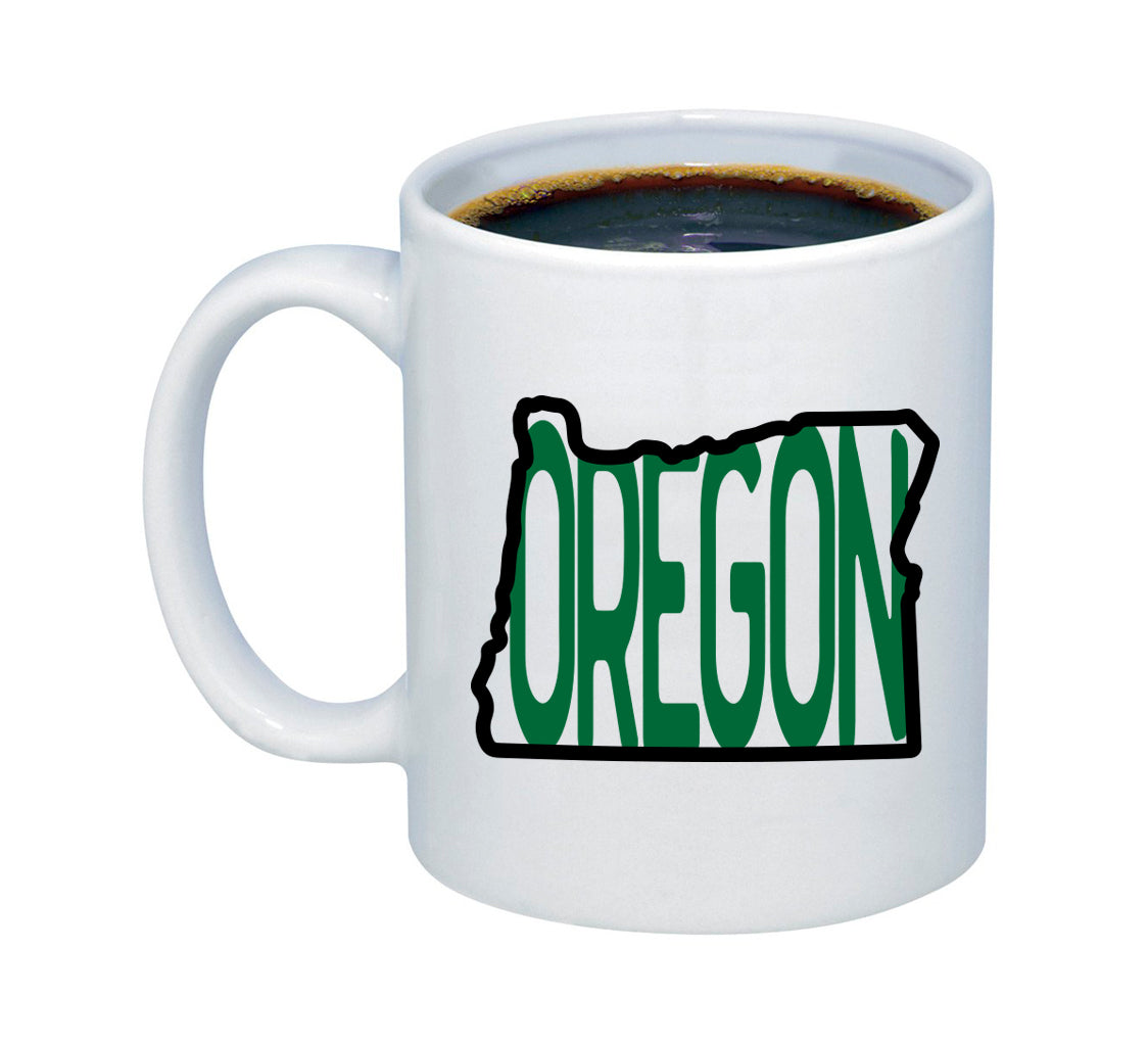 Oregon in OR Mug