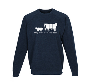 OR Trail Crewneck
