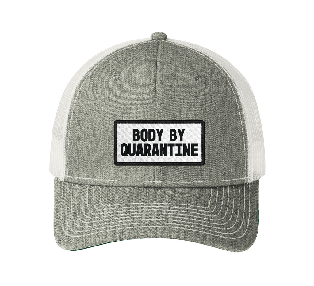 Body By Quarantine Hat