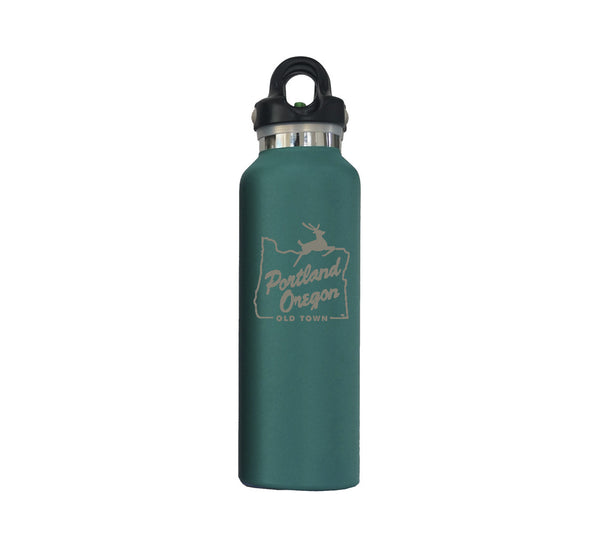 White Stag Insulated Water Bottle with Revomax Technology