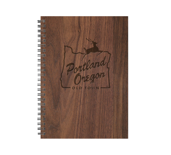 White Stag Wood Journal