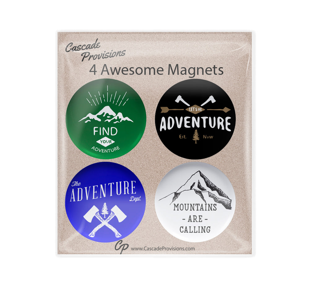 Adventure Magnet Pack