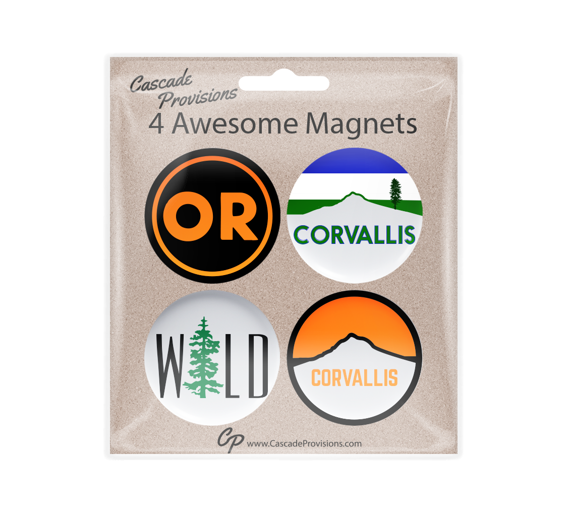 Corvallis Magnet Pack