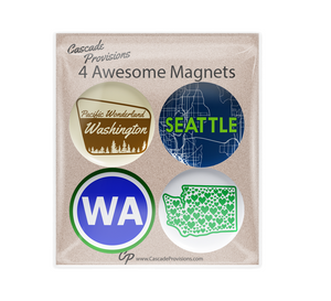 WA Home Magnet Pack