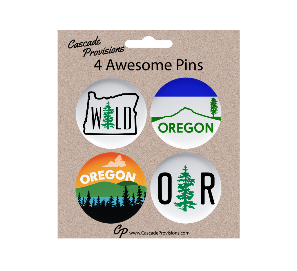 Oregon Pin Pack