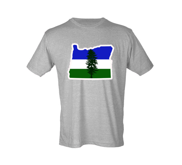 Cascadia Oregon Tee