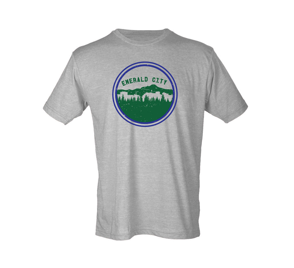 Emerald City Soft Style Tee