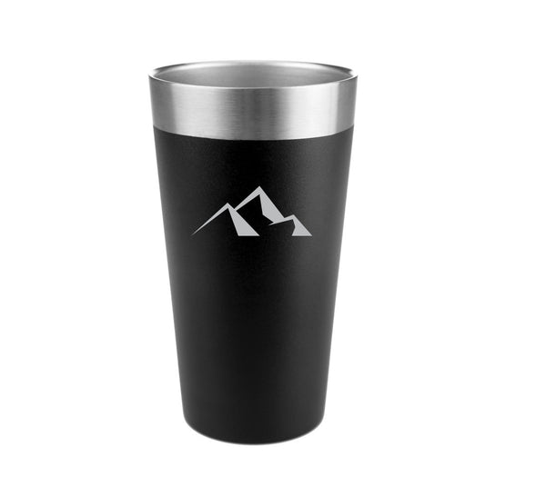 Three Peaks Stainless Steel Insulated Pint
