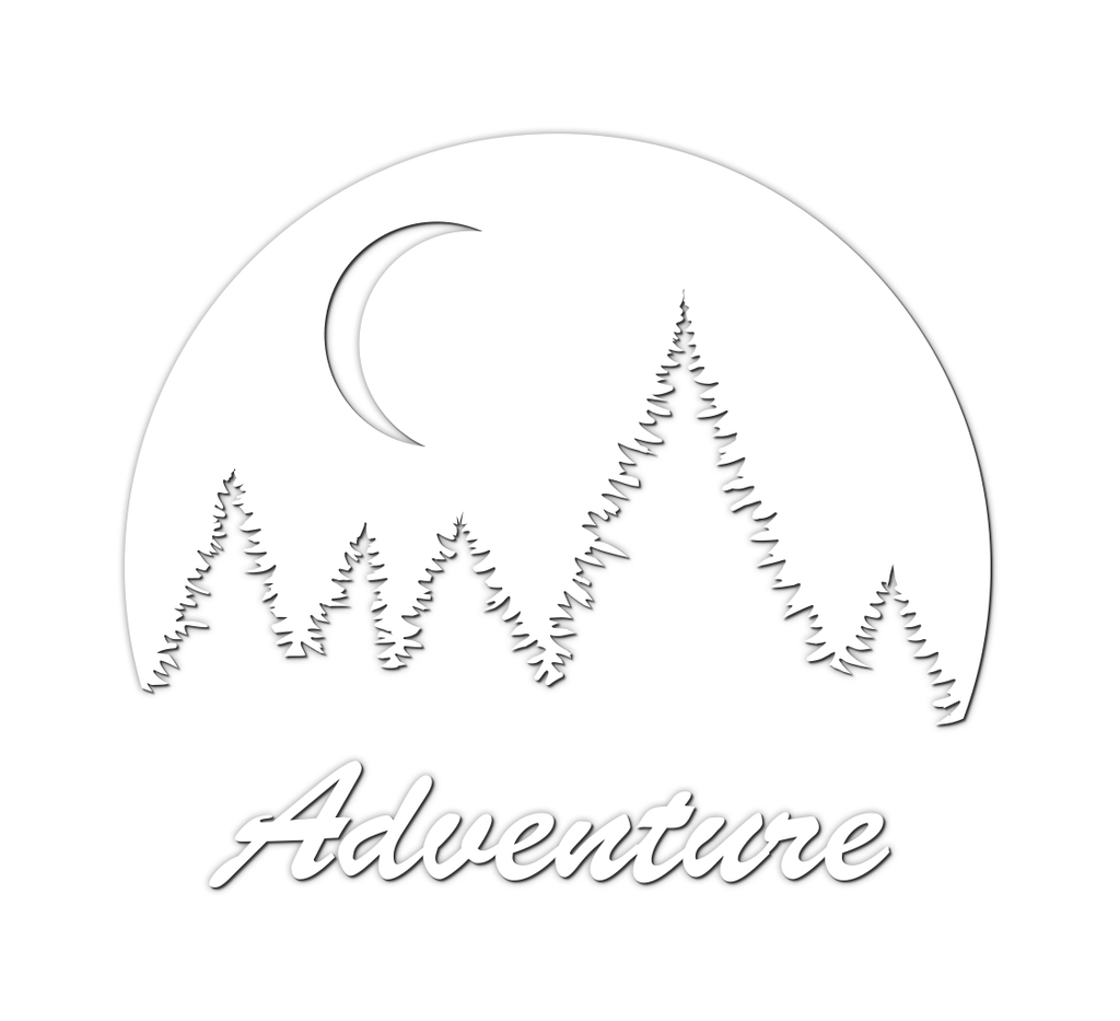 Adventure Badge Transfer Sticker