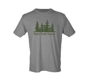 Bigfoot Family Reunion Shirt