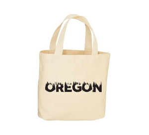 OR Grown Canvas Tote Bag