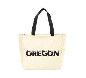 OR Grown Waterproof Tote Bag