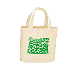 OR Hearts Canvas Tote Bag