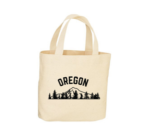 Classic OR Canvas Tote Bag
