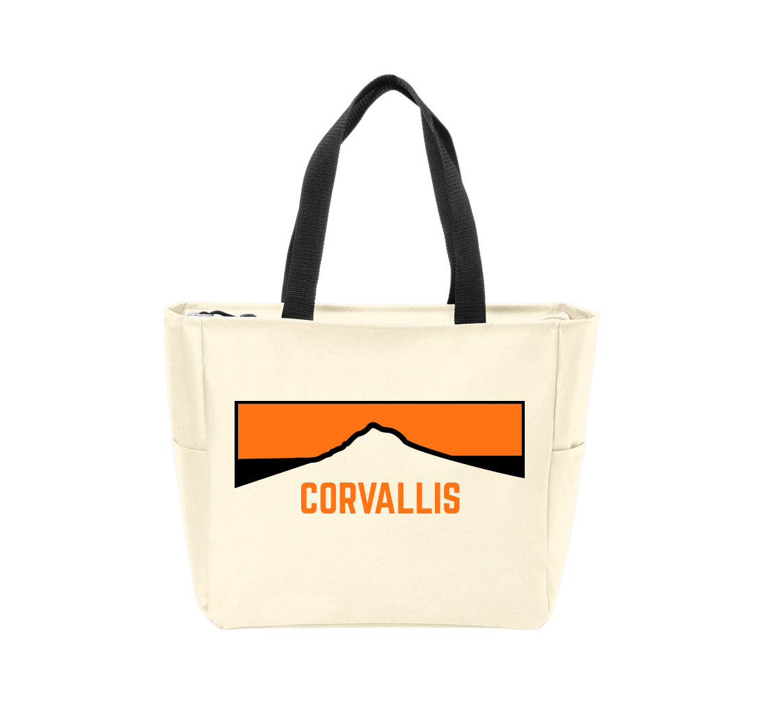 Corvallis Horizon Waterproof Tote Bag