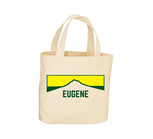Eugene Horizon Canvas Tote Bag