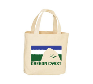 OR Coast Canvas Tote Bag