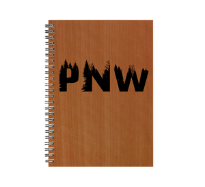 PNW Grown Wood Journal
