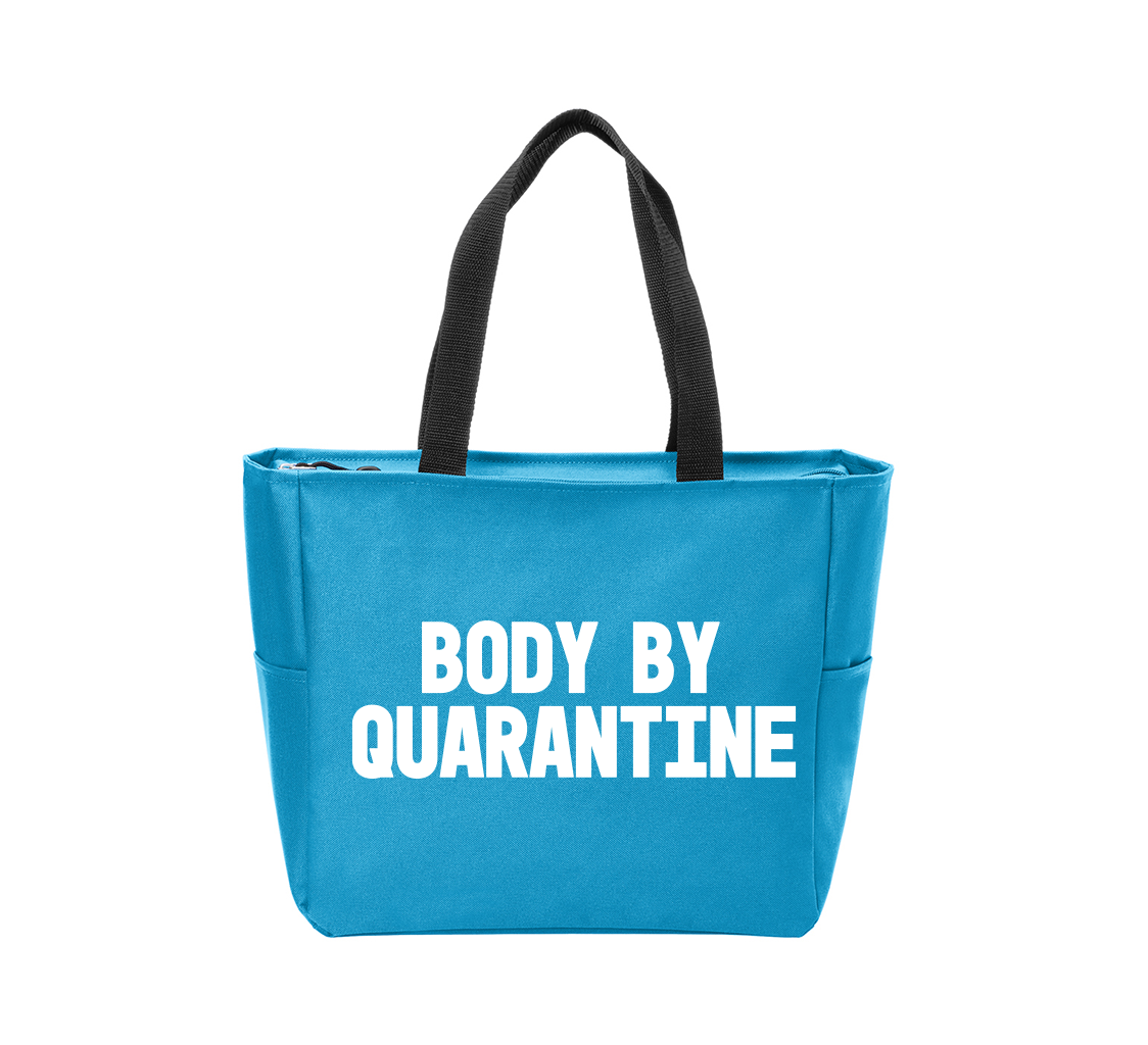Body By Quarantine Tote