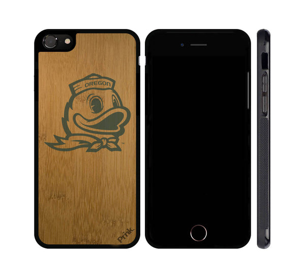 U of O Donald Wood iPhone or Galaxy Case