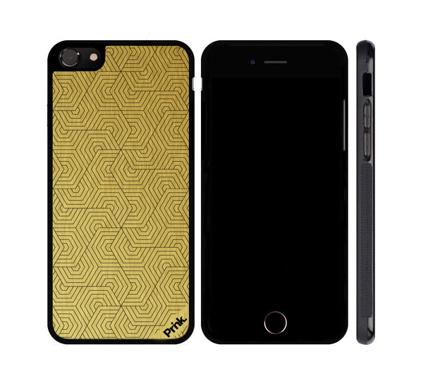 Layers Metal iPhone or Galaxy Case