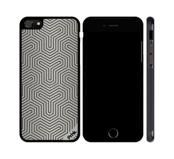 Three Points Metal iPhone or Galaxy Case