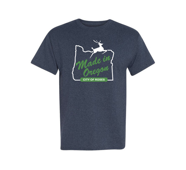 Made In Oregon Classic Sign Tee