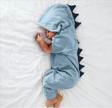 Load image into Gallery viewer, Baby Dino Romper
