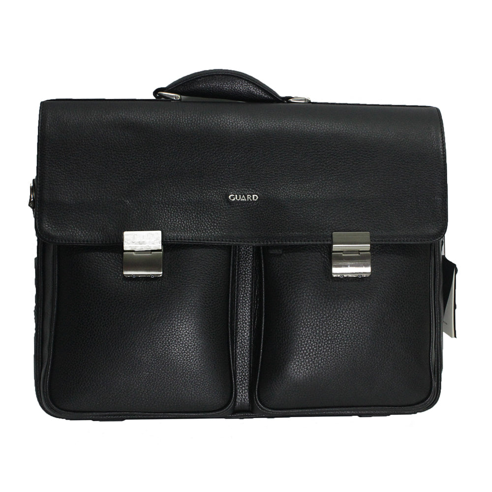 Guard 1639,  Original Leather Briefcase