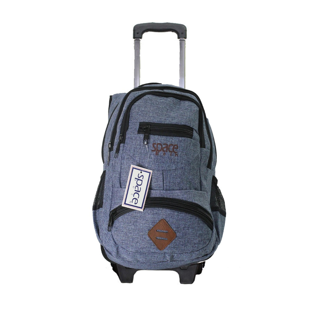 SP 710 Canvas Trolley School Backpack