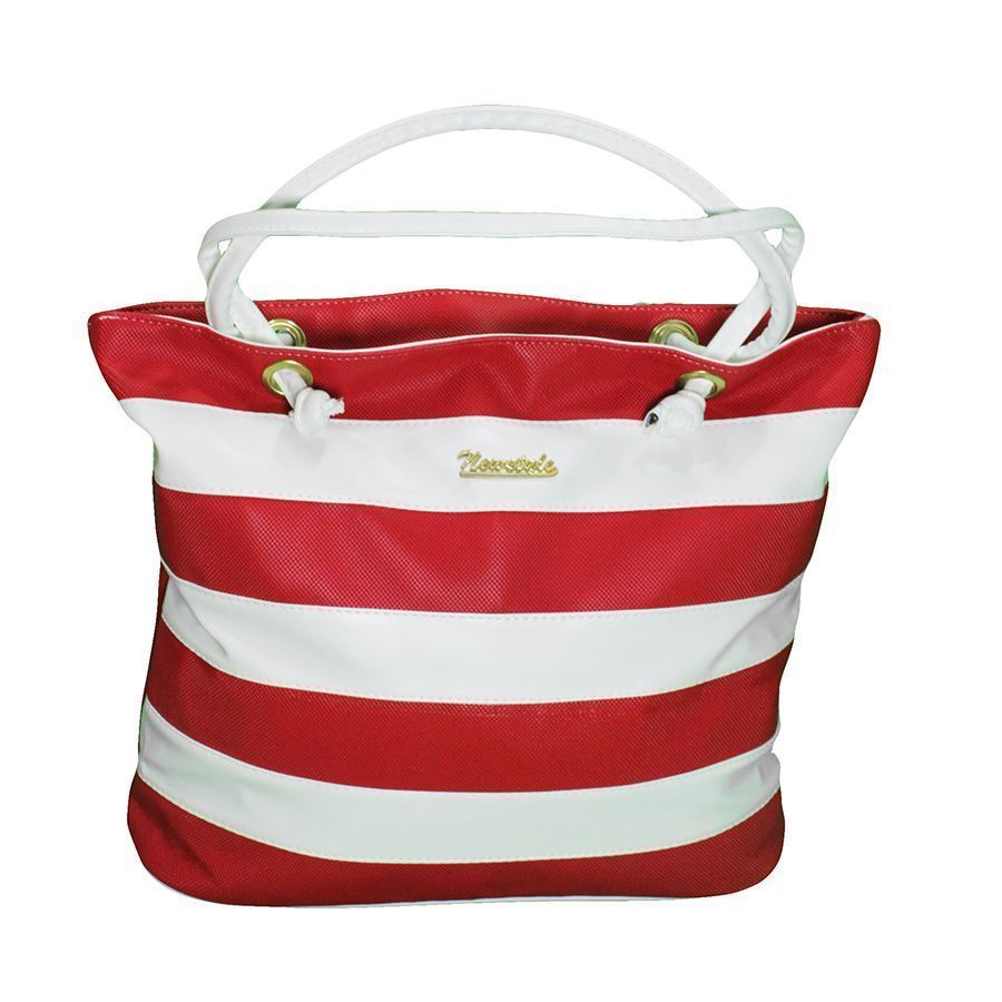 Dama Stile PLJ4,  Patterned Beach Bag