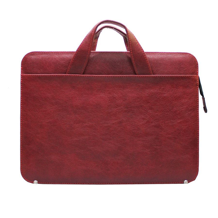 Dama Stile SDC28, Pu-Leather Women's Briefcase