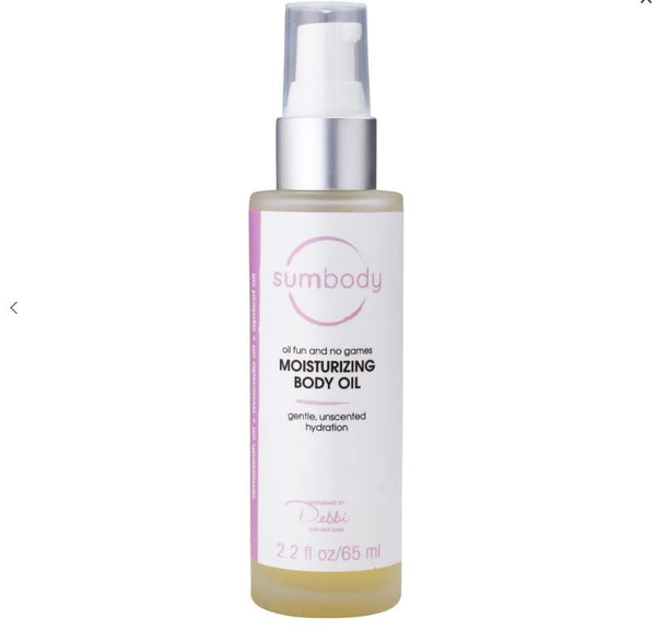 OIL FUN AND NO GAMES MOISTURIZING BODY OIL