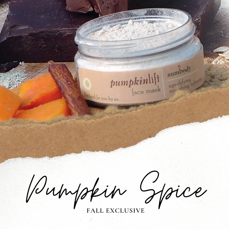 PUMPKIN LIFT FACE MASK